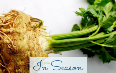 How to be creative with seasonal celeriac